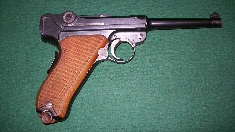 Luger 1918 DWM 7,65para. 2988241001866