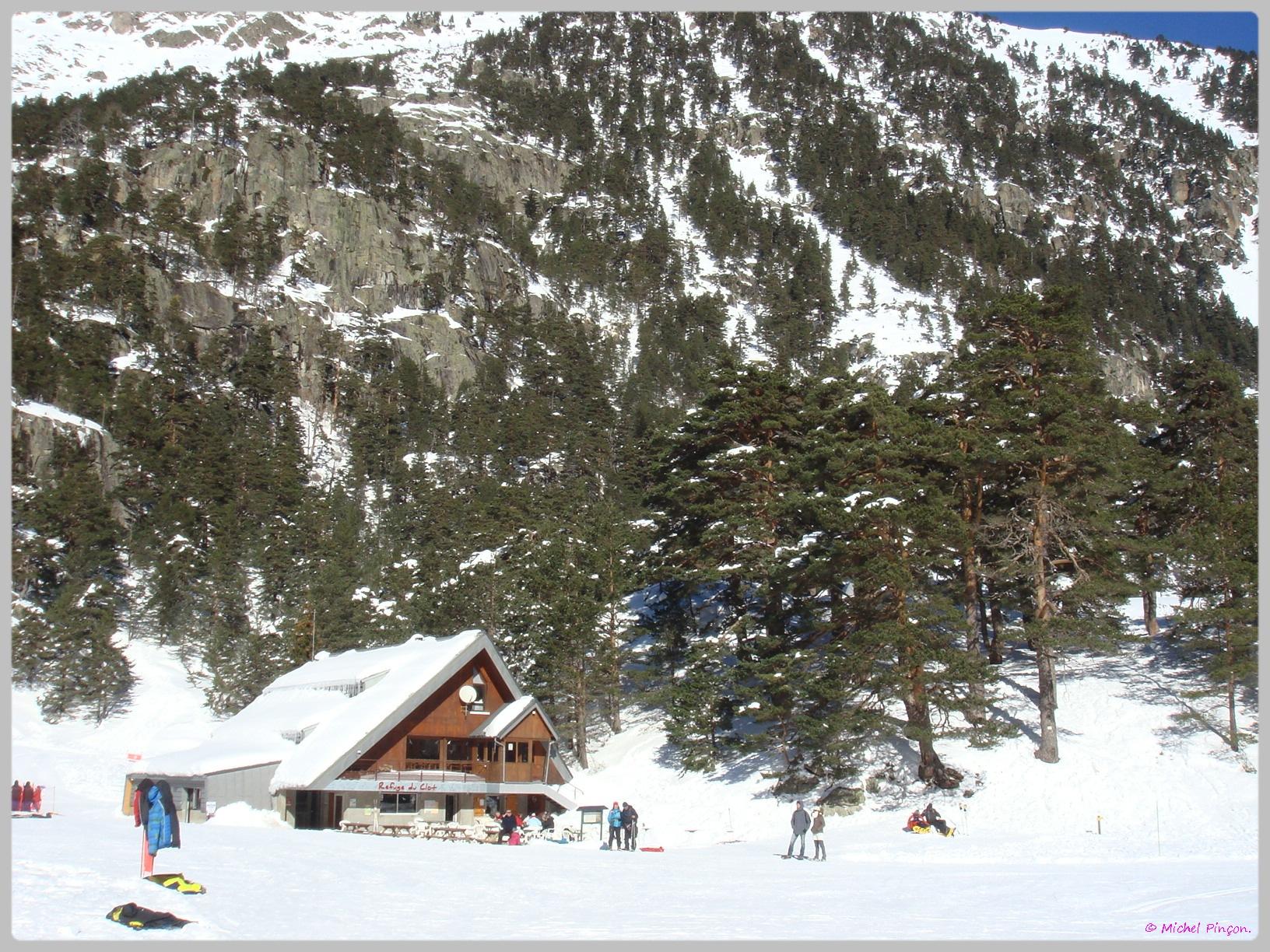 Une semaine à la Neige dans les Htes Pyrénées - Page 2 298918DSC011941