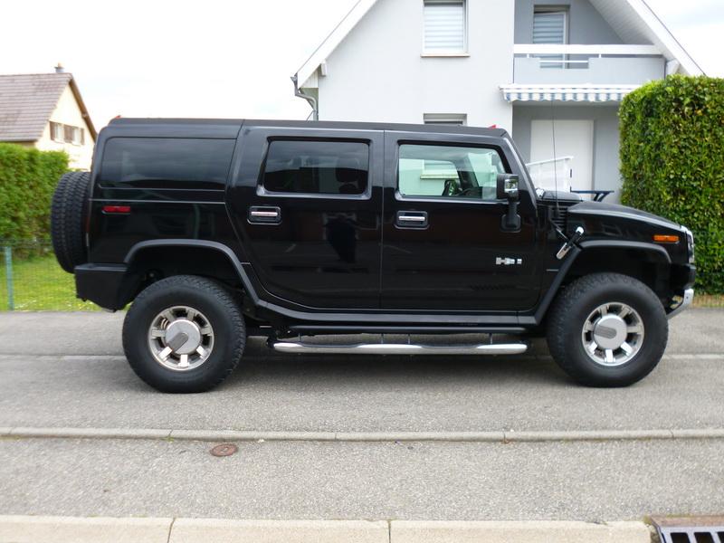 HUMMER H2 V8 6,2L Luxury 2008  (RUN) 299240P1040052