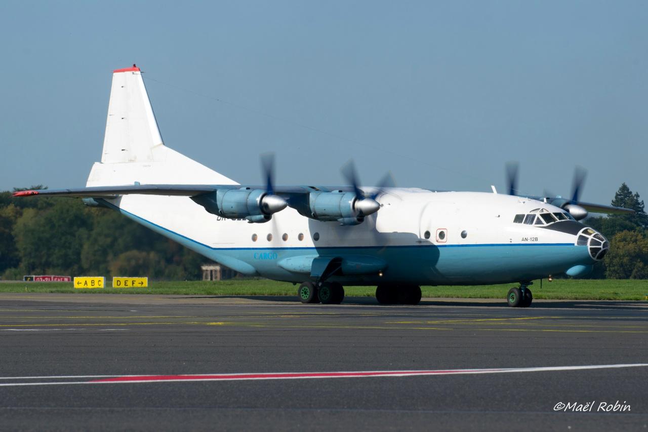 [14/10/2017] Antonov 12 (UR-CEZ) Cavok Air   299382octobre4008