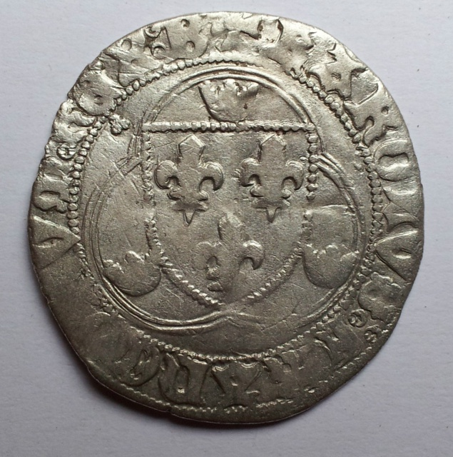 Blanc à la Couronne Charles VII 300032blanccviibourgesavers