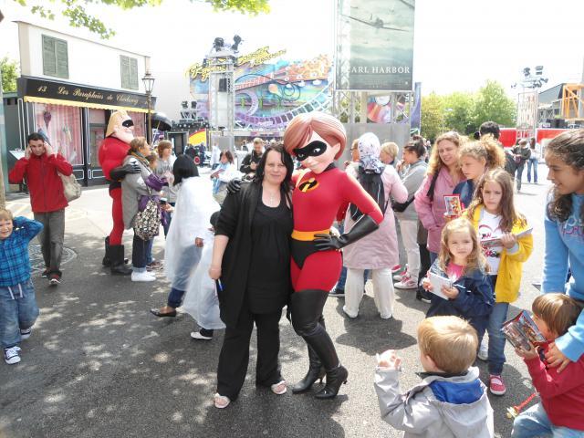 Un anniversaire chez Mickey les 9 & 10 juin 2011 - Hôtel Cheyenne  300501DSC00526