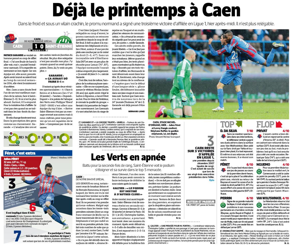 [23e journée de L1] SM Caen 1-0 AS Saint Etienne - Page 2 301484ste
