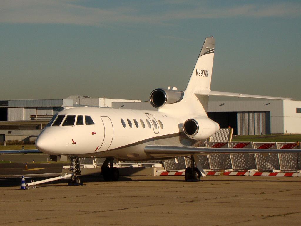 Vol en Cessna 550 CitationII , Cannes-Le Bourget 301571DSC03434001