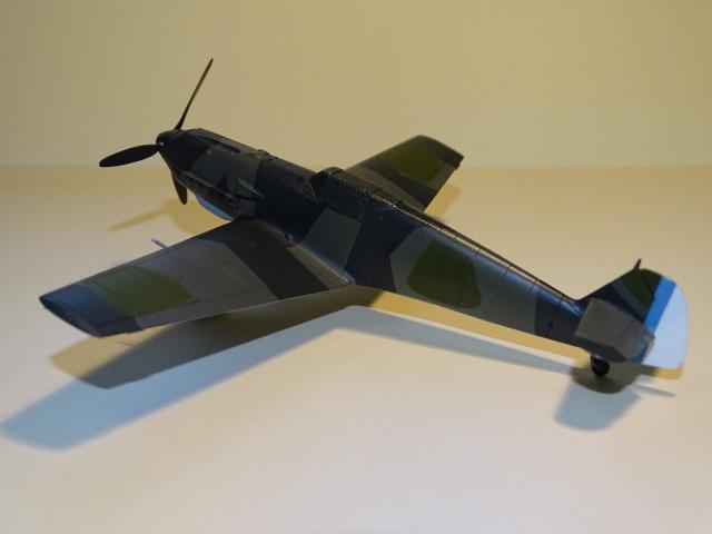 Bf 109 E3 WNr 1304 du JG 76 capturé le 22/11/1939 301591DSC03706