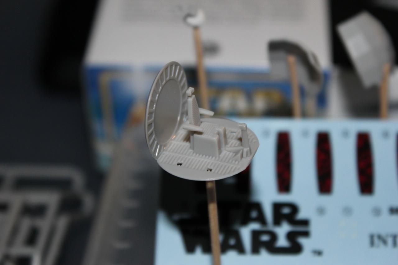 Star Wars [Tie Interceptor] FineMolds 1:72 304756DPP0005