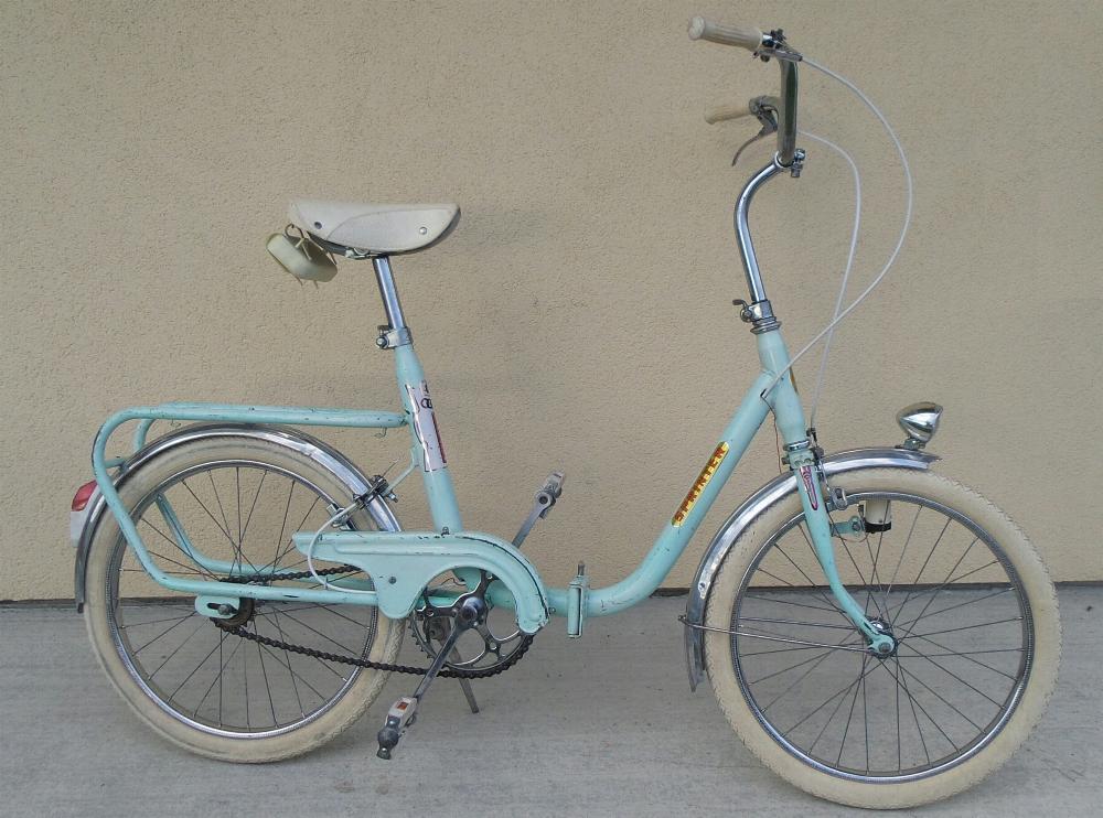 Mini Vélo Pliant Sprinter 3056635201