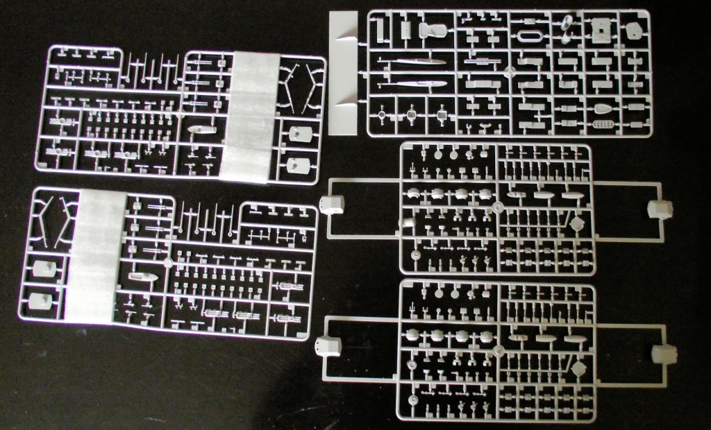 Prinz Eugen Trumpetter 1x350 avec PE Eduard 305862PrinzEugen1x3506