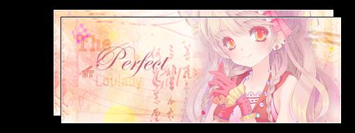 [Tuto] Bannière : The perfect girl . 306306ouiioiibbellle