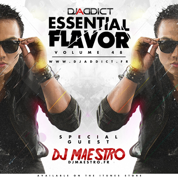[PODCAST] ESSENTIAL FLAVOR by DJ ADDICT & MASTER-T (18) - Page 2 306783DjMaestro600x600