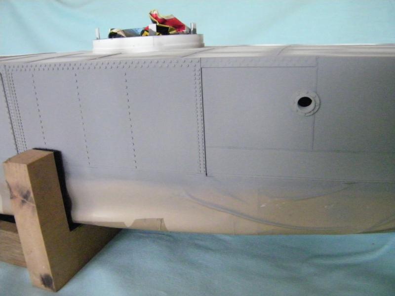 Russian gunboat Bk 1124 au 1/20e sur plan  - Page 5 3074301004276