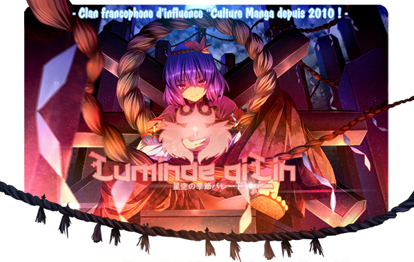 A LIRE - Presentation du Clan des Kirins  : Luminae qi-Lin ! 307494Banpub