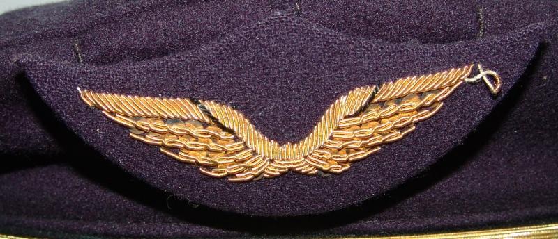 Insigne de casquette armée de l'air 307955DSC06