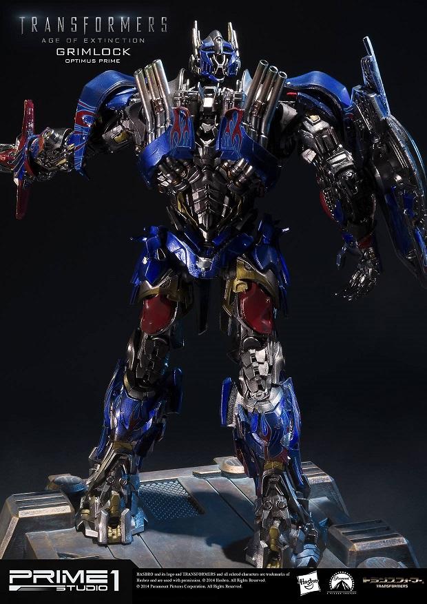 Statues des Films Transformers (articulé, non transformable) ― Par Prime1Studio, M3 Studio, Concept Zone, Super Fans Group, Soap Studio, Soldier Story Toys, etc - Page 2 310017Prime1StudioMMTFM05GrimlockOptimusPrimeStatue51410887635