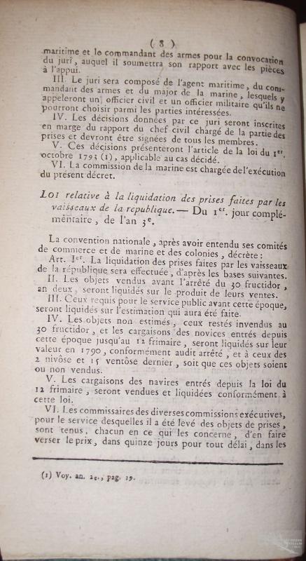Les corsaires français de 1789 à 1815 310271DSCF6392