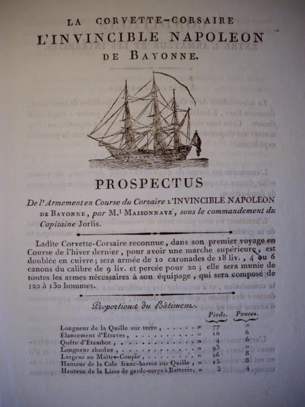 Les corsaires français de 1789 à 1815 310532imgp0659ex1