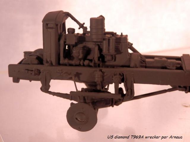 US Diamond T969A wrecker (Mirror Models 1/35) 310591P1140010