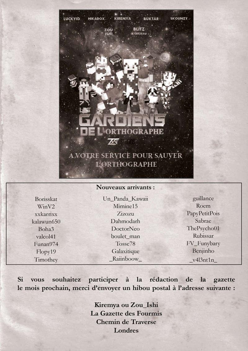 La Gazette de Juillet 310755lagaz38