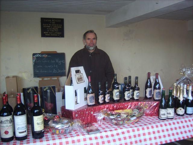 marché de Noël - Saint-Sever-Calvados 14380 312279Dec19252