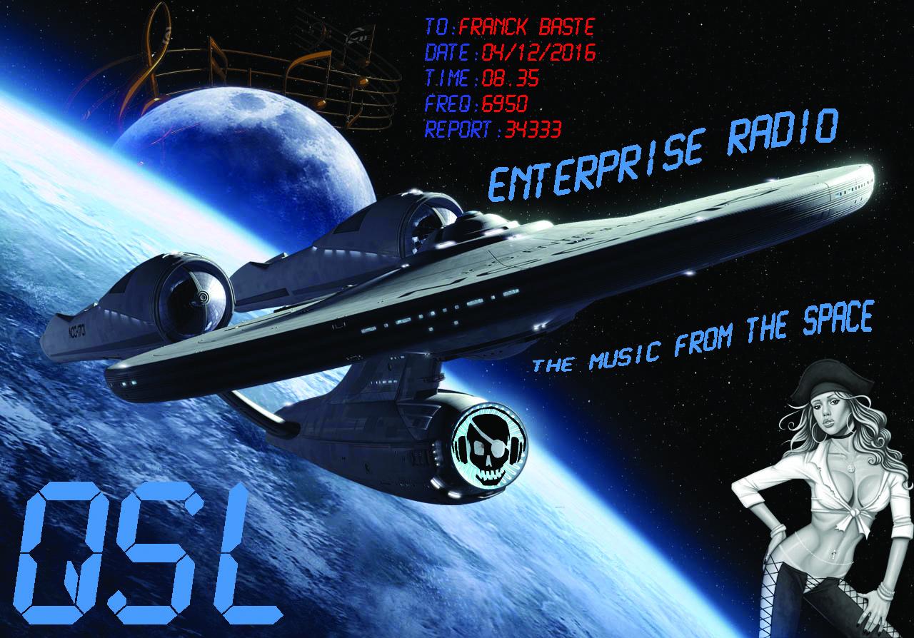eQSL de R.ENTERPRISE 312283761Enterprise