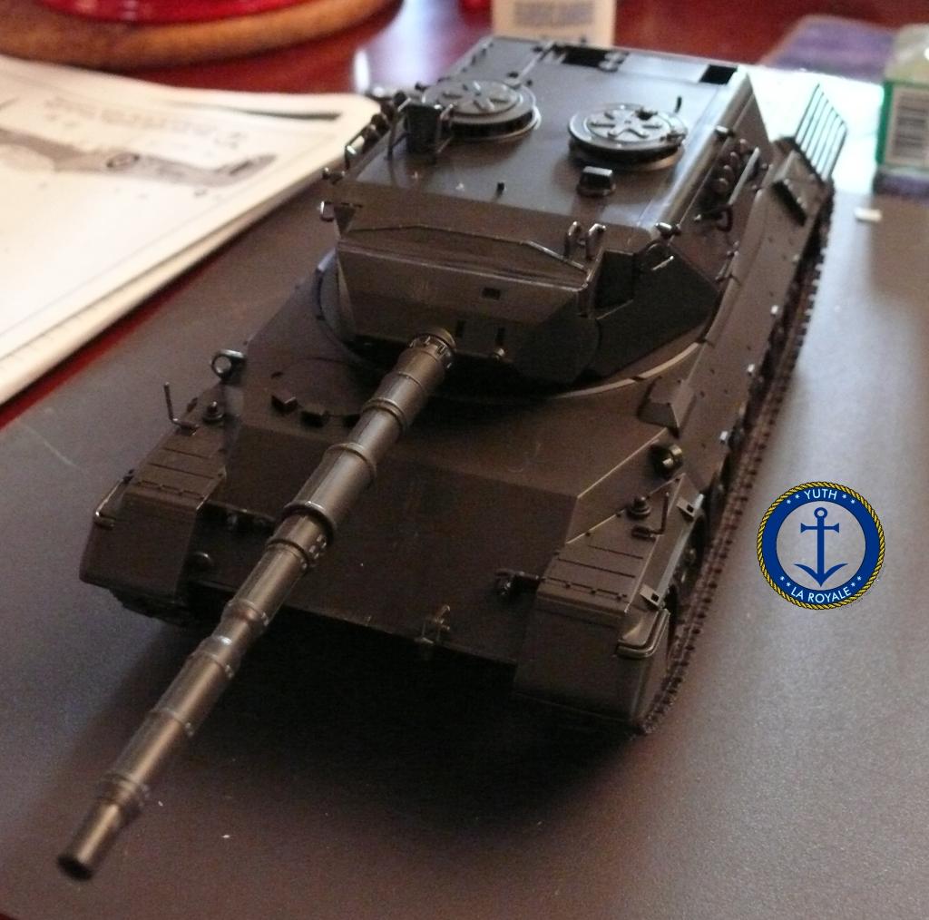 Bundeswehr Leopard 1 A4 312627leoparda430