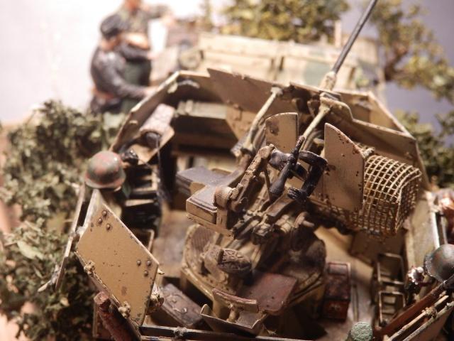 sd.kfz 140 flakpanzer (gépard) maquette Tristar 1/35 - Page 3 313142P8310007