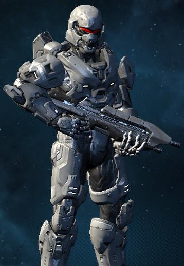 L'univers d'Halo, Sa présentation et qu'est ce qu'un Spartan? 313569ArmureSpartanIVZislex