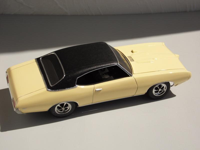 Pontiac GTO 69. 313686SAM3788