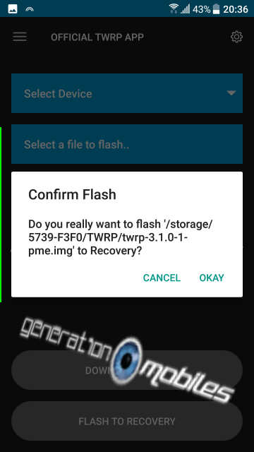 [RECOVERY HTC 10] TWRP 3.3.0-0-pme [15/04/2019] 31511514Screenshot