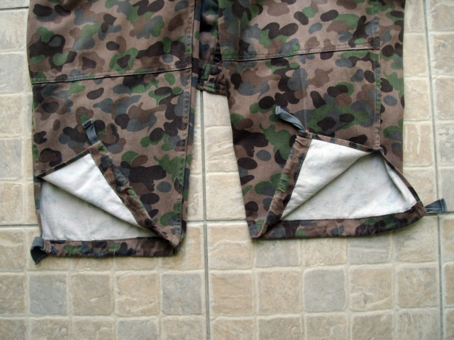 Dot camo trousers 316156autr6