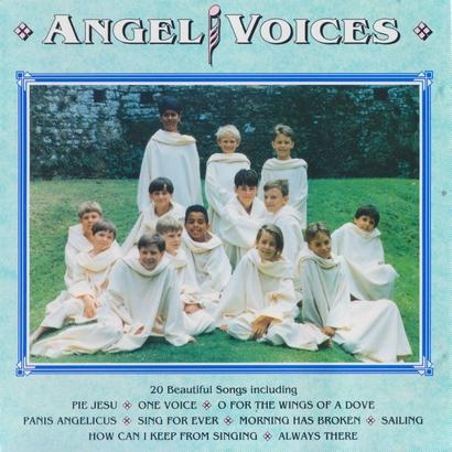 La discographie St Philip's Boy Choir / Angel Voices 316760Couvsmall