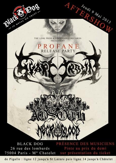 09.05 - Svart Crown + Aosoth + Necroblood @ Paris 316917SvartCrownafter