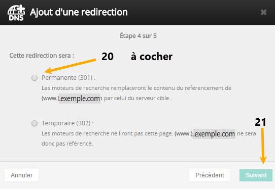 Redirection nom de domaine (2) 3176361313