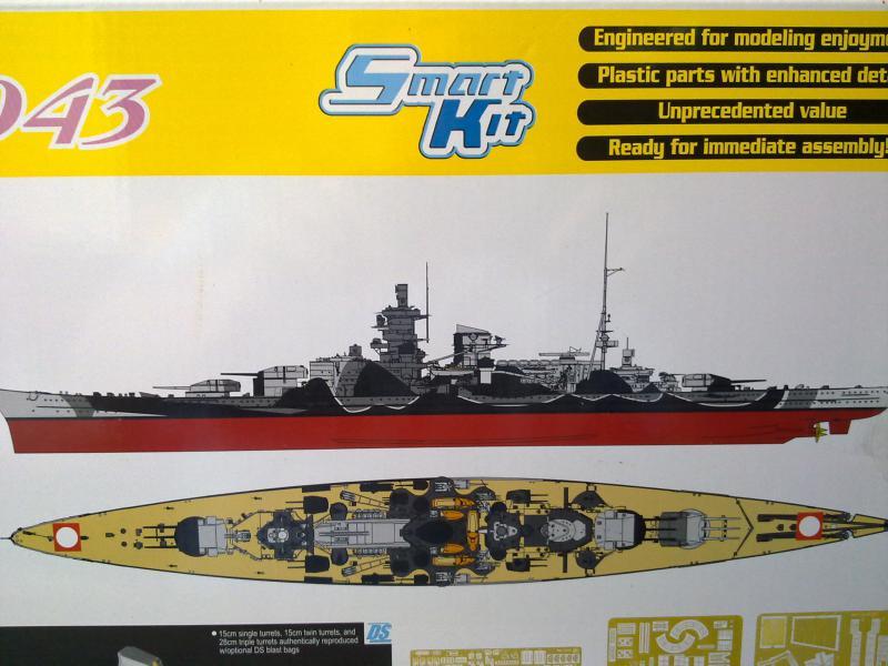 DKM Scharnhorst de  Dragon 1/350° - Page 2 32010511102010821
