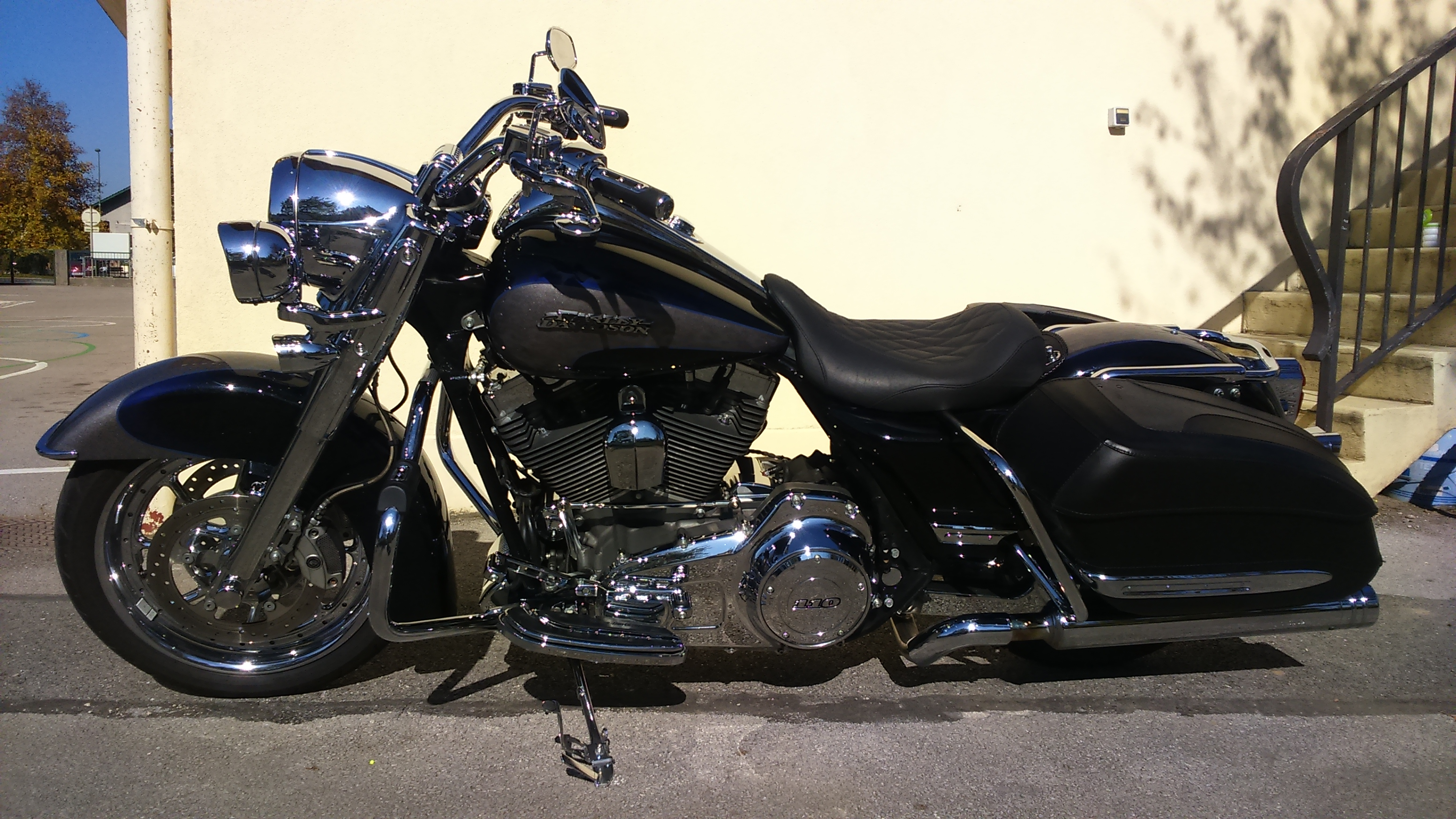 Road King uniquement, combien sur Passion-Harley  - Page 38 321804DSC0920