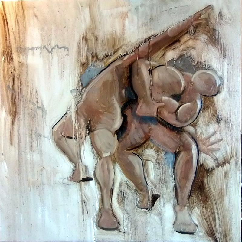 un de mes tableaux - Page 7 321840P9280001