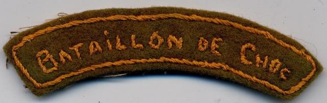 LES INSIGNES DU BATAILLON DE CHOC 1943/1963. 324345BadgeJeanMarc1