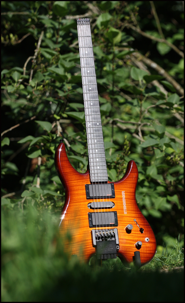 """Steinberger GM7SA - The """"Headless"""" guitar ^^ 32438295s5"""