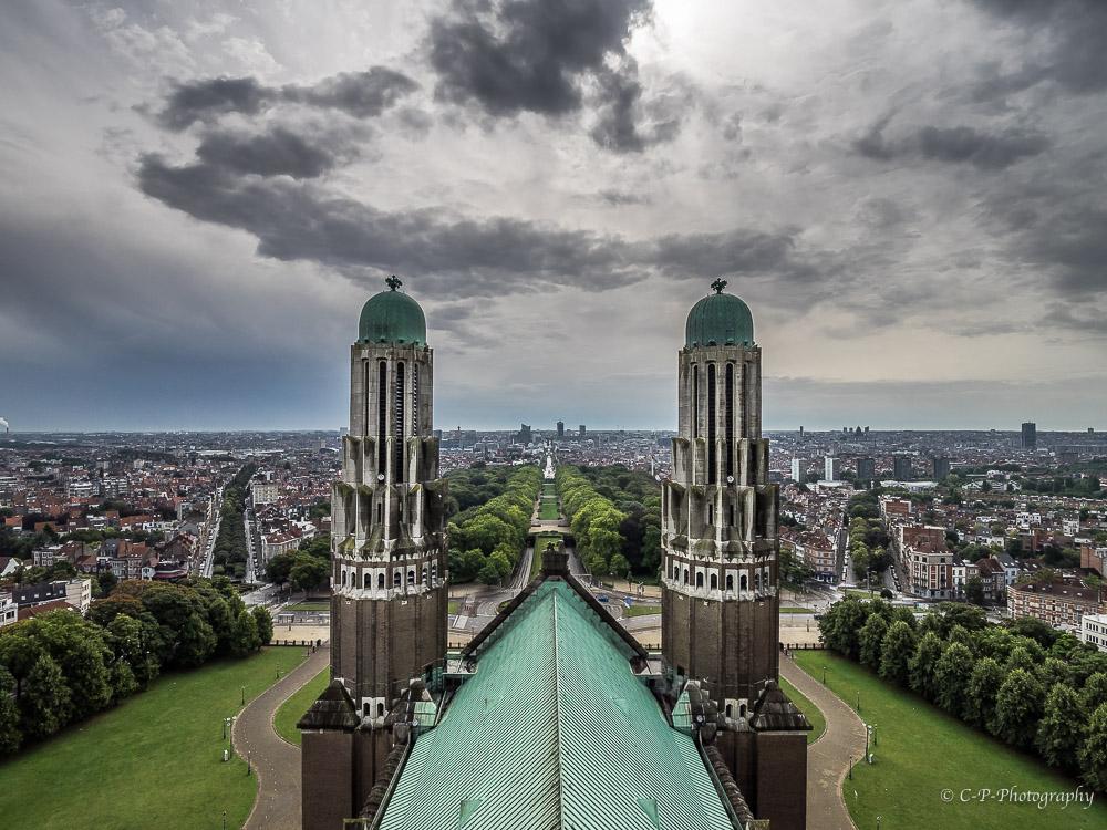 panorama sur Bruxelles 3245778150023