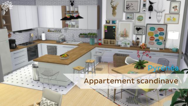 Build Build Scandinavelet's Scandinavelet's Appartement Et Téléchargement Appartement roexdBC