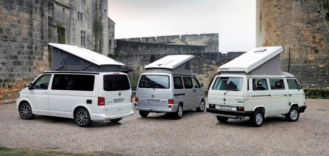 Volkswagen California célèbre son 25ème anniversaire  326134VolkswagenCalifornia1