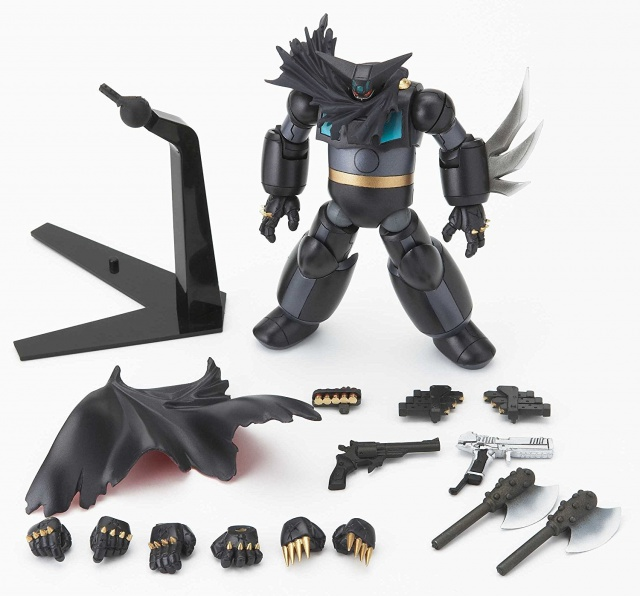 Figurine Revoltech #035 : Black Getter 326328blackgetter6