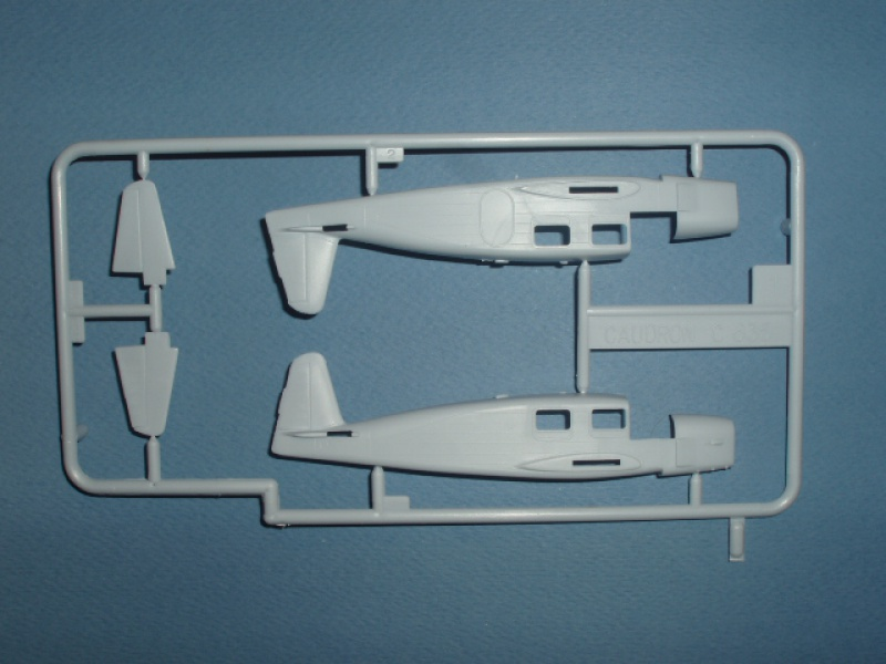CAUDRON C-635 Simoun  (version Air Bleu). 1936  Heller 1/72. 326499airfix113
