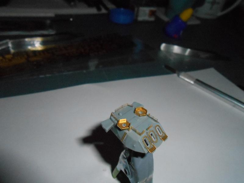 Yamato 1/700 fuji, PE,Pont en bois et babioles 327438tt011