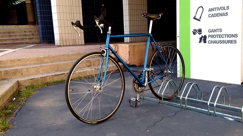 Vélo Haral années 1970 328716IMG4068