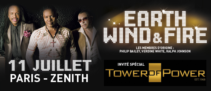 [Concert] Earth, Wind & Fire au Zénith de Paris le 11 juillet 328819earthwingfirenewsletter680x295v3