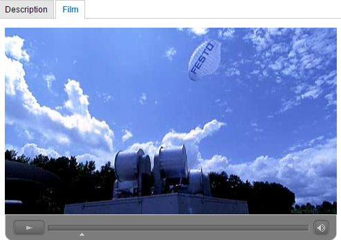 L'aile à caisson pilotée par un robot 329044festo