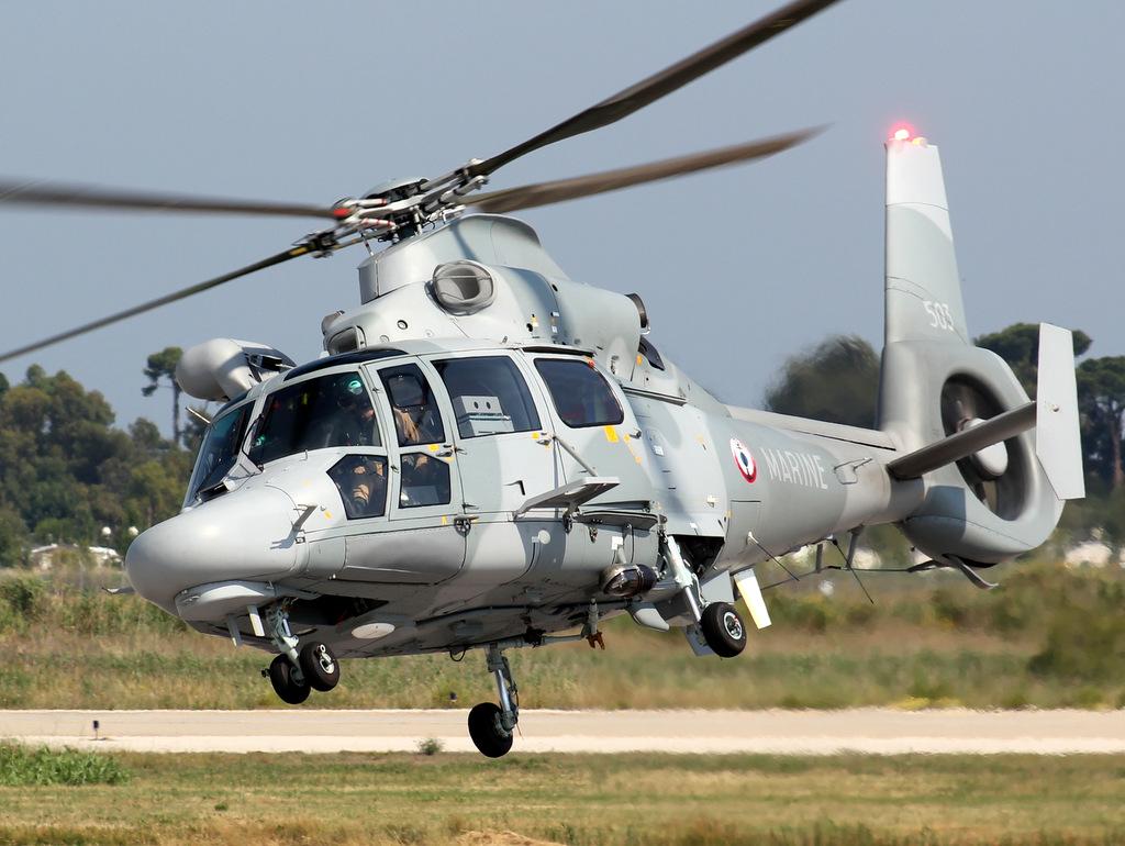 Eurocopter SA365F Dauphin 331678IMG0768