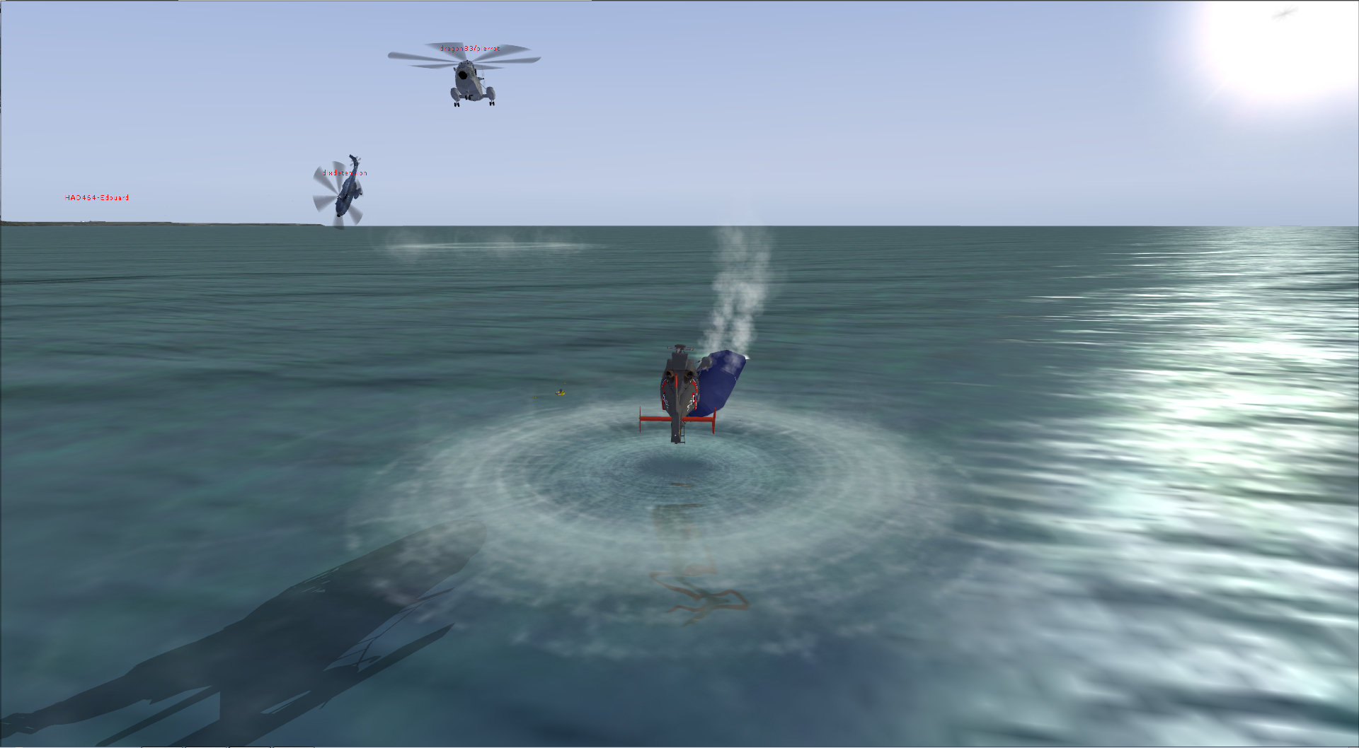 mission sauvetage proposé par Charko 33232820141821196863