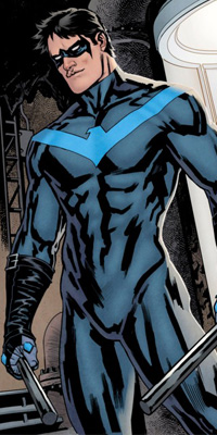 Dick Grayson/ Nightwing